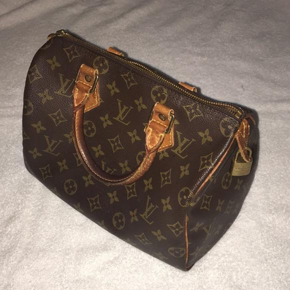 Louis Vuitton Handbags - Vintage Louis Vuitton Speedy 25